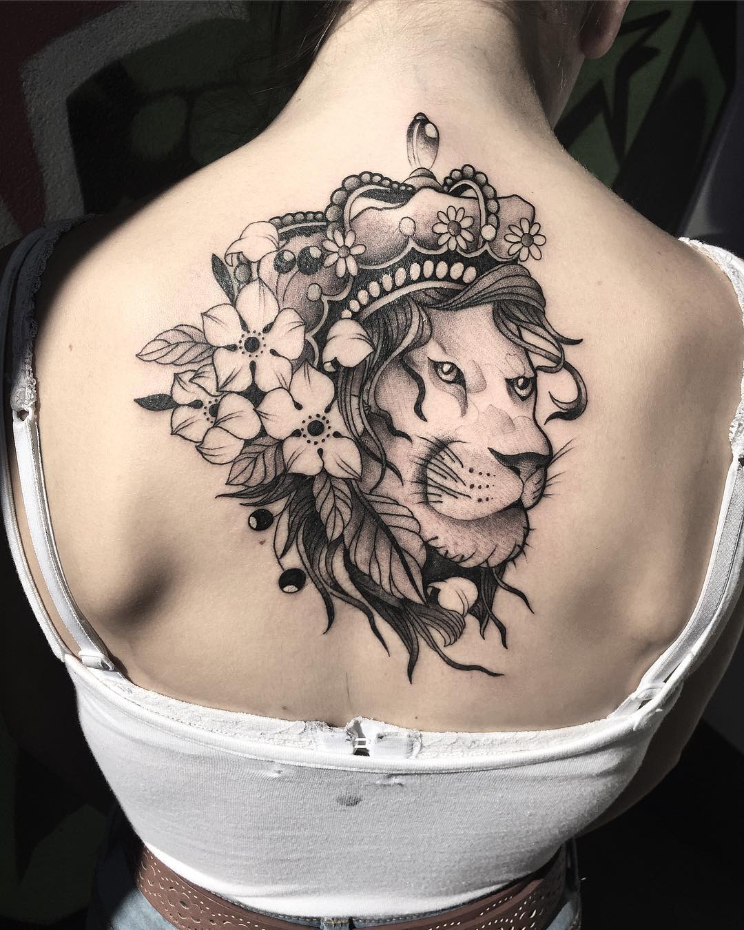 El Rey Leon Tatuajes Para Mujeres