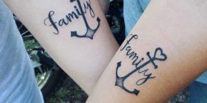 Ancla y Frase: Familia