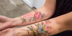 Flores por Elisabeth Markov