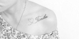 Frase: Familia y Corazón por Carlos Eduardo