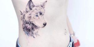 Lobo tipo boceto