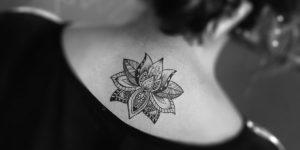 Flor de loto por Meraki