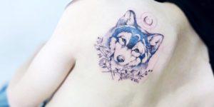 Lobo por Banul 타투이스트 바늘