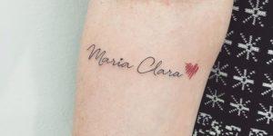 Nombre: María Clara