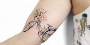 Bicicleta por Luiza Oliveira