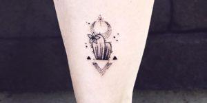 Cactus por Violette Chabanon's lovecat