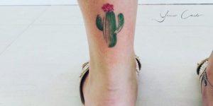 Cactus por Yasmin Coiado