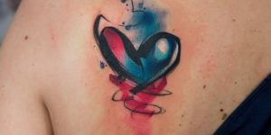 Corazón por Zelenska Kateryna