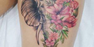 Metamorfosis de un elefante
