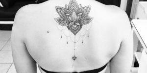 Flor de loto por Carlos Eduardo
