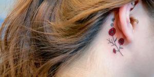 Flores rojas por Seyoon Kim / 김세윤 (@sey8n)