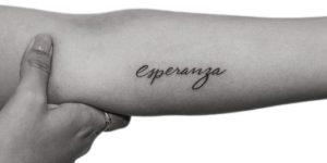 Frase: Esperanza por Hector Daniels