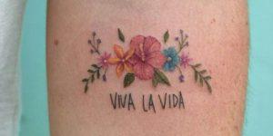 Frase: Viva la vida