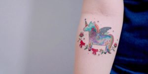 Unicornio por Seyoon Kim / 김세윤 (@sey8n)
