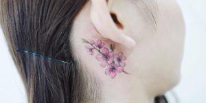 Flores de cerezo por Banul 타투이스트 바늘