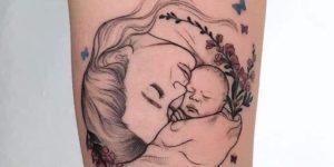 Mamá e Hijo juntos