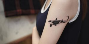 Orca por Tattooist Grain