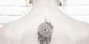 Atrapasueños por Terryemi Tattoo