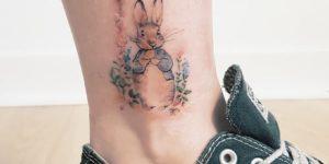 Conejo por Jess Hannigan