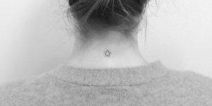 Estrella por Nena Tattoo Diana Opazo
