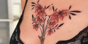 Flores por Jen Tonic