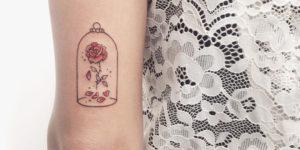 La Rosa de El Principito por Sara Dottori, Judilda