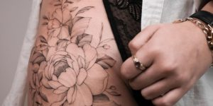 Flores por Hannah Nova Dudley