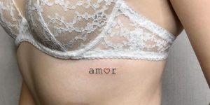 Frase: Amor por Vlada Benson