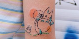 Totoro por Nawon, Take My Muse