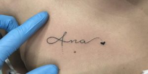 Nombre: Ana por Thony Tattoo