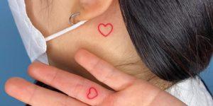 Corazones para dos por Tan Tattoo
