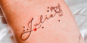 Nombre: Julie por Fabricia Bonatto