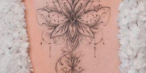 Flor de Loto por Karolina Szymańska
